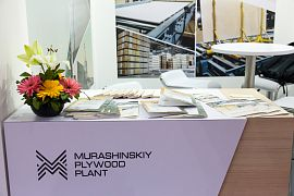Murashinskiy Plywood Plant LLC participated in specialized wood exhibition DelhiWood – 2019
